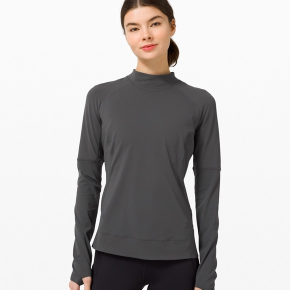 Lululemon Quickflash Pullover